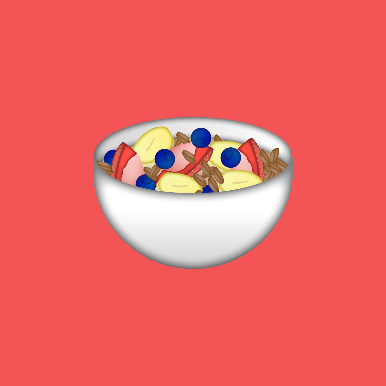 Cereal clipart emoji. Best food ideas