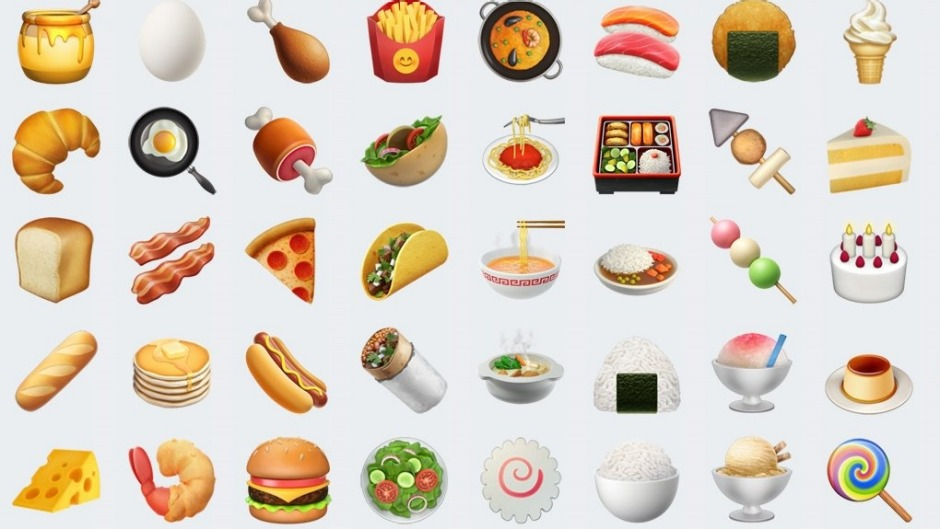 Cereal clipart emoji. The new food emojis