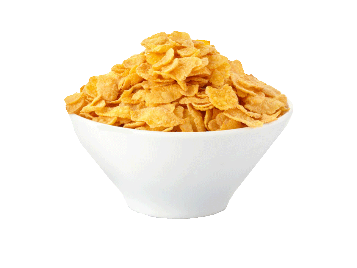 Cereal clipart frosted flakes. Corn breakfast frosting icing