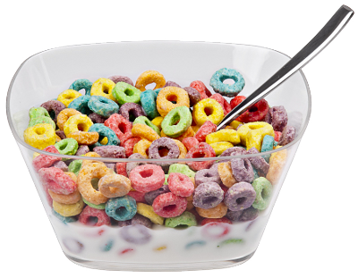Cereal clipart fruit. Free clip art image