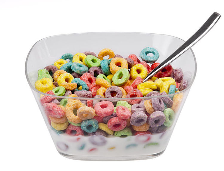 processed kids snacks. Cereal clipart healthy cereal