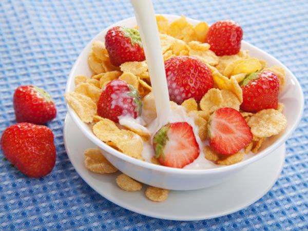 Cereal clipart morning breakfast. Healthy meals to kick