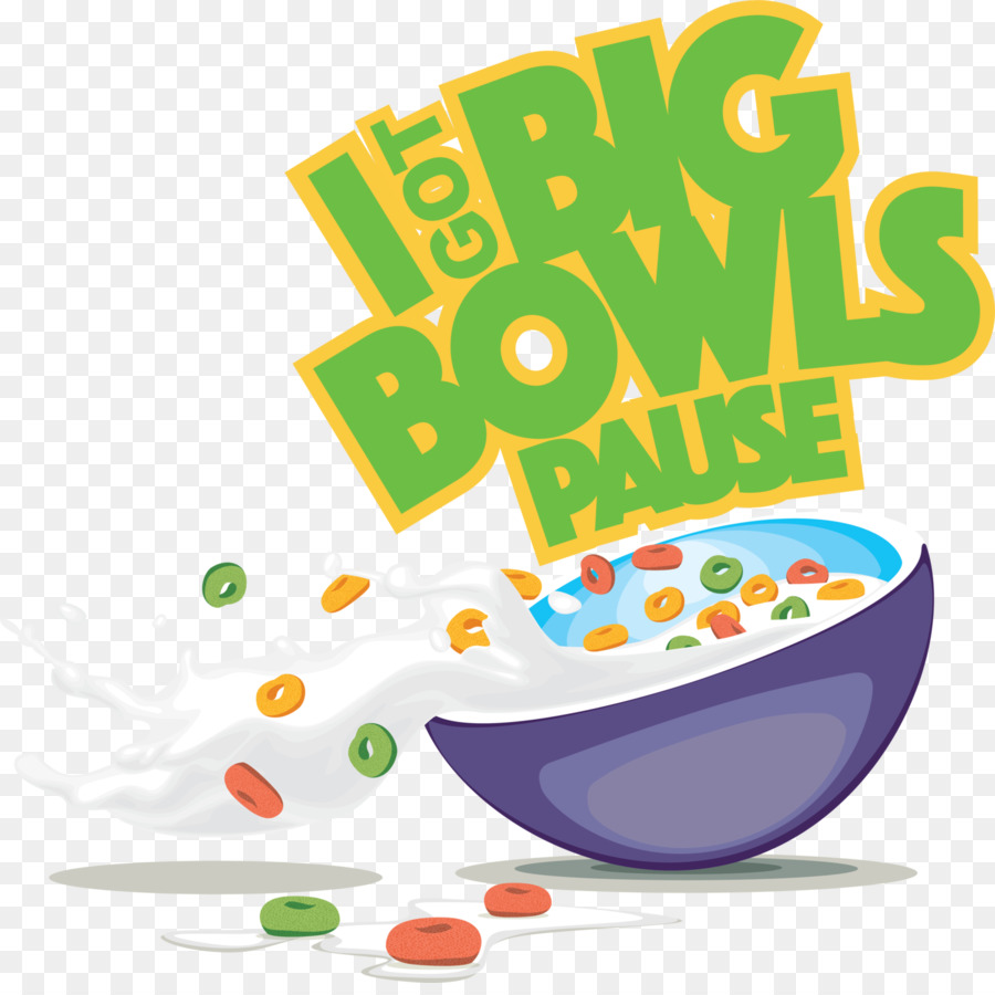 Cereal clipart name. Graphic design breakfast clip