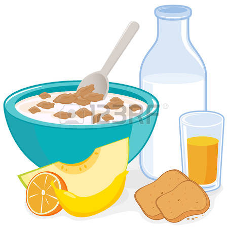 Oatmeal group bowl cliparts. Cereal clipart oats