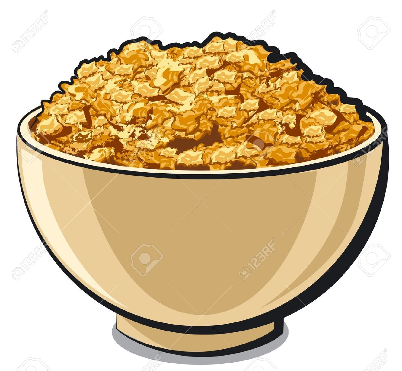 Unique gallery digital collection. Cereal clipart oats