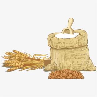 Cereal clipart pulse. Grains sack grain sacks