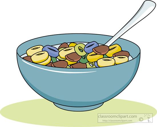 Breakfast bowlofcereal classroom for. Cereal clipart teacher