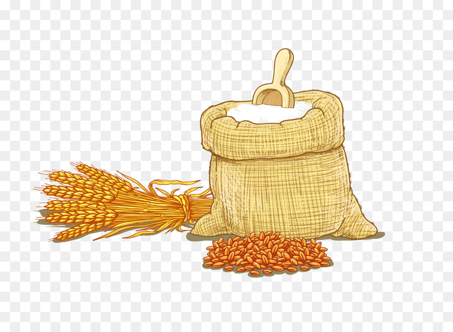 Cereal clipart tree. Wheat flour clip art