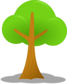 Clip art of shopping. Cereal clipart tree