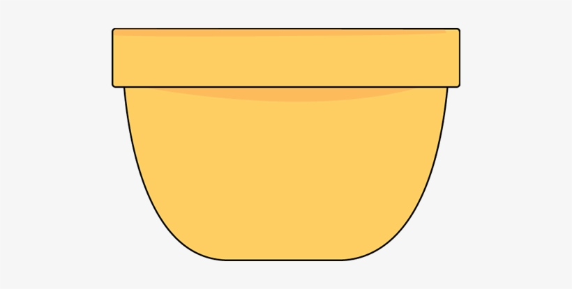 Cereal clipart yellow. Mixing bowl x