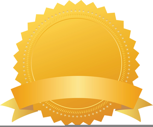Seals free images at. Award clipart certificate