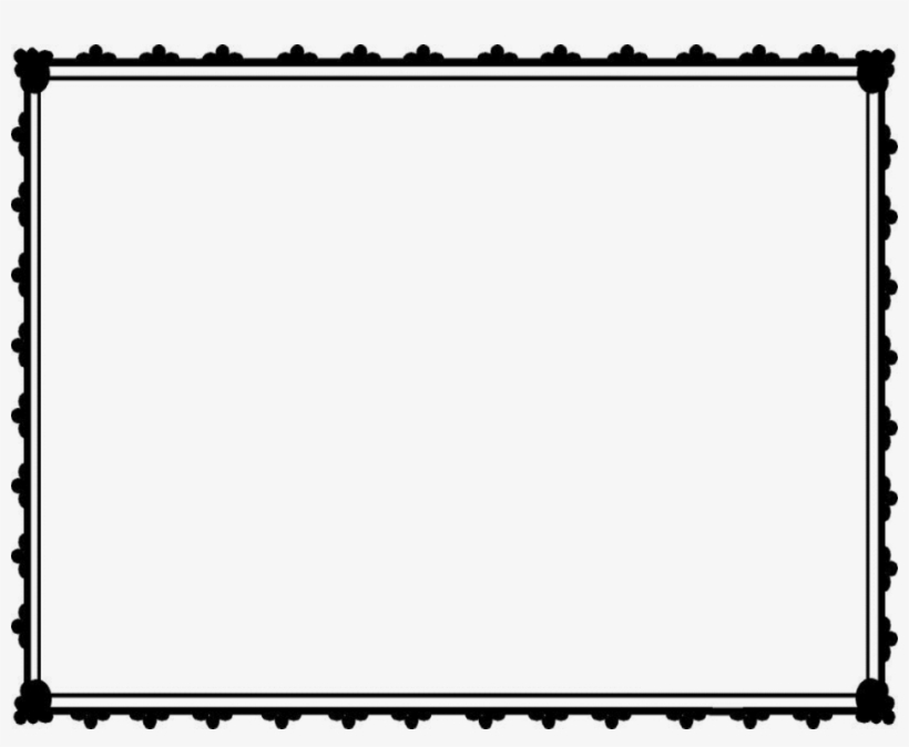Christmas gift . Certificate clipart black and white