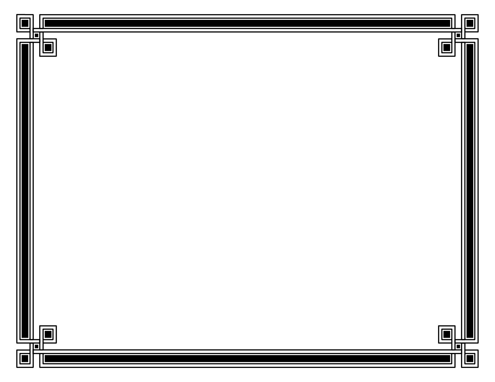 Inspiration best border free. Certificate clipart borders