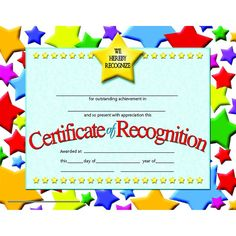 Certificate clipart certificate recognition. Editable quarterly awards template