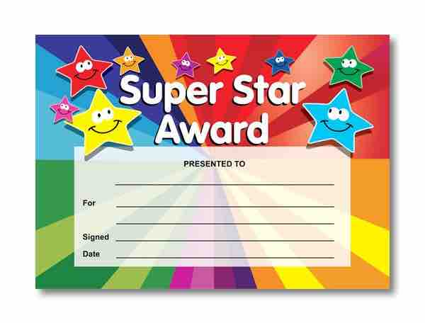 Certificate clipart certificate star. Learn foreign language skills