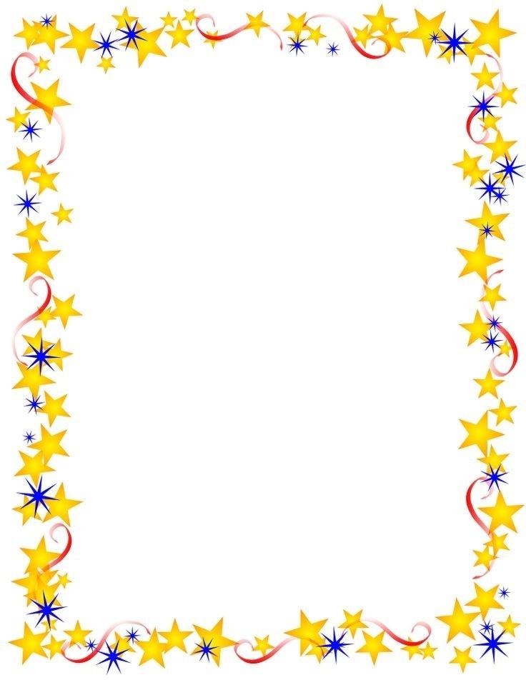 Borders doyadoyasamos com frame. Certificate clipart certificate star