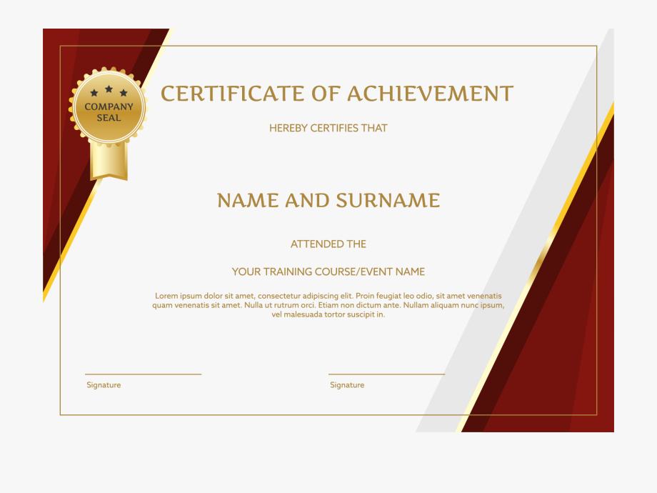 Certificate clipart certification. Png free download blank