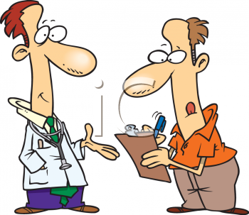 Completing your ocf disability. Certificate clipart doctor