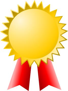 Seal http www wpclipart. Award clipart certificate
