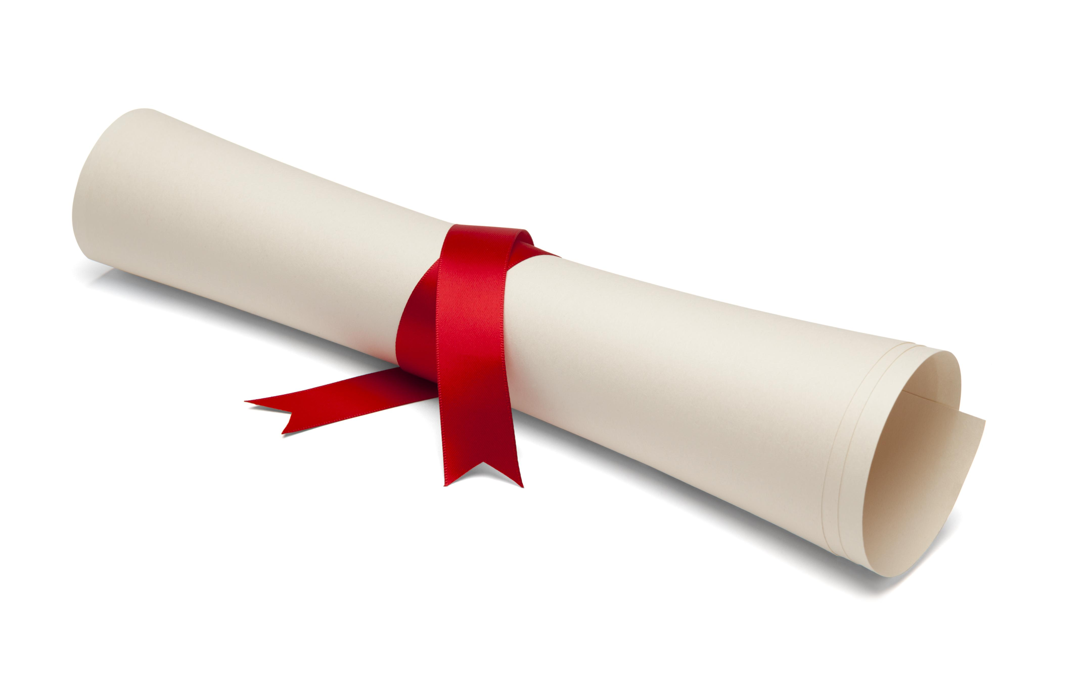 Diploma clipart rolled.  collection of graduation