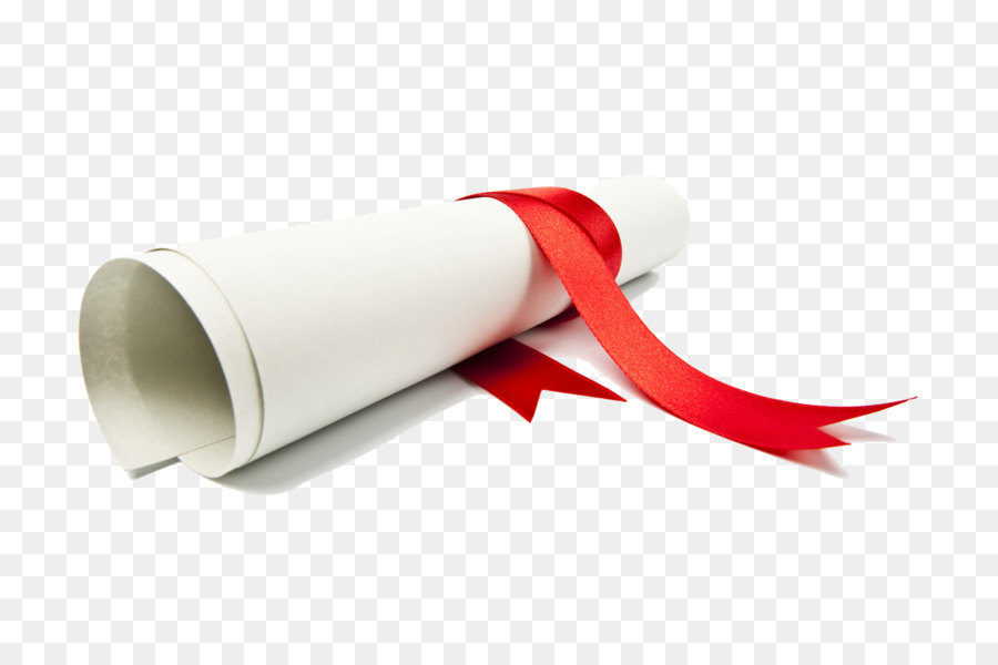 Academic diploma certification business. Certificate clipart scroll