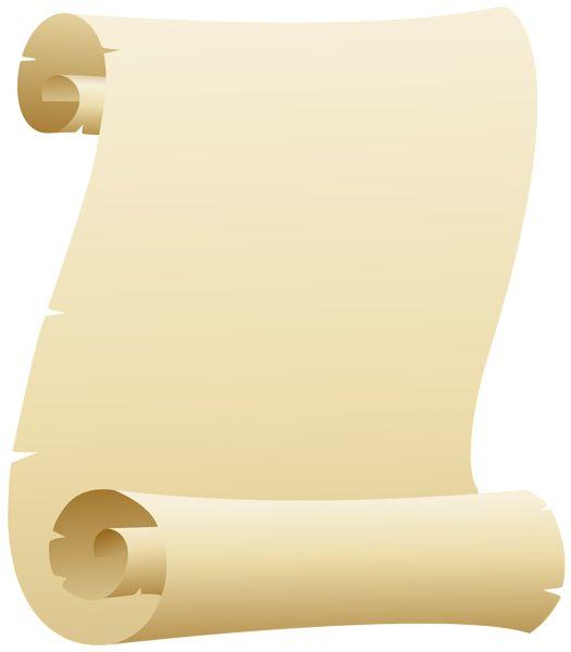 Certificate clipart scroll.  best scrolls png