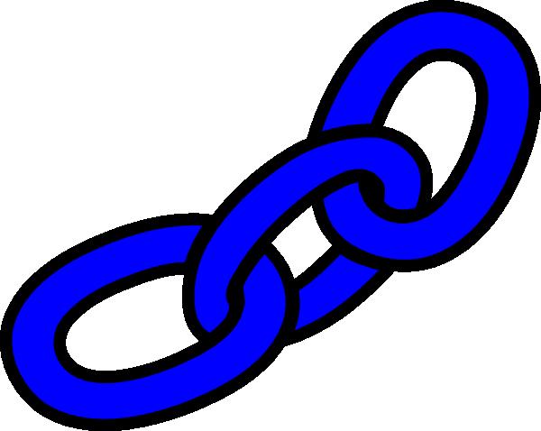 Clip art at clker. Chain clipart