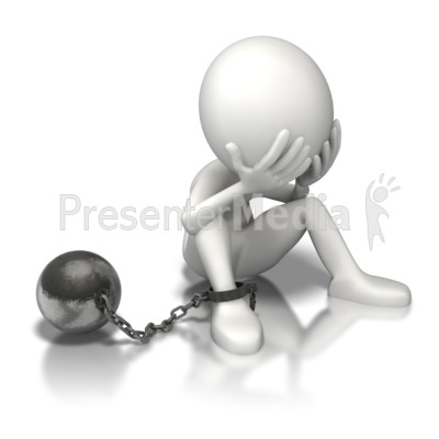 Chain clipart animated. Stick figure ball n
