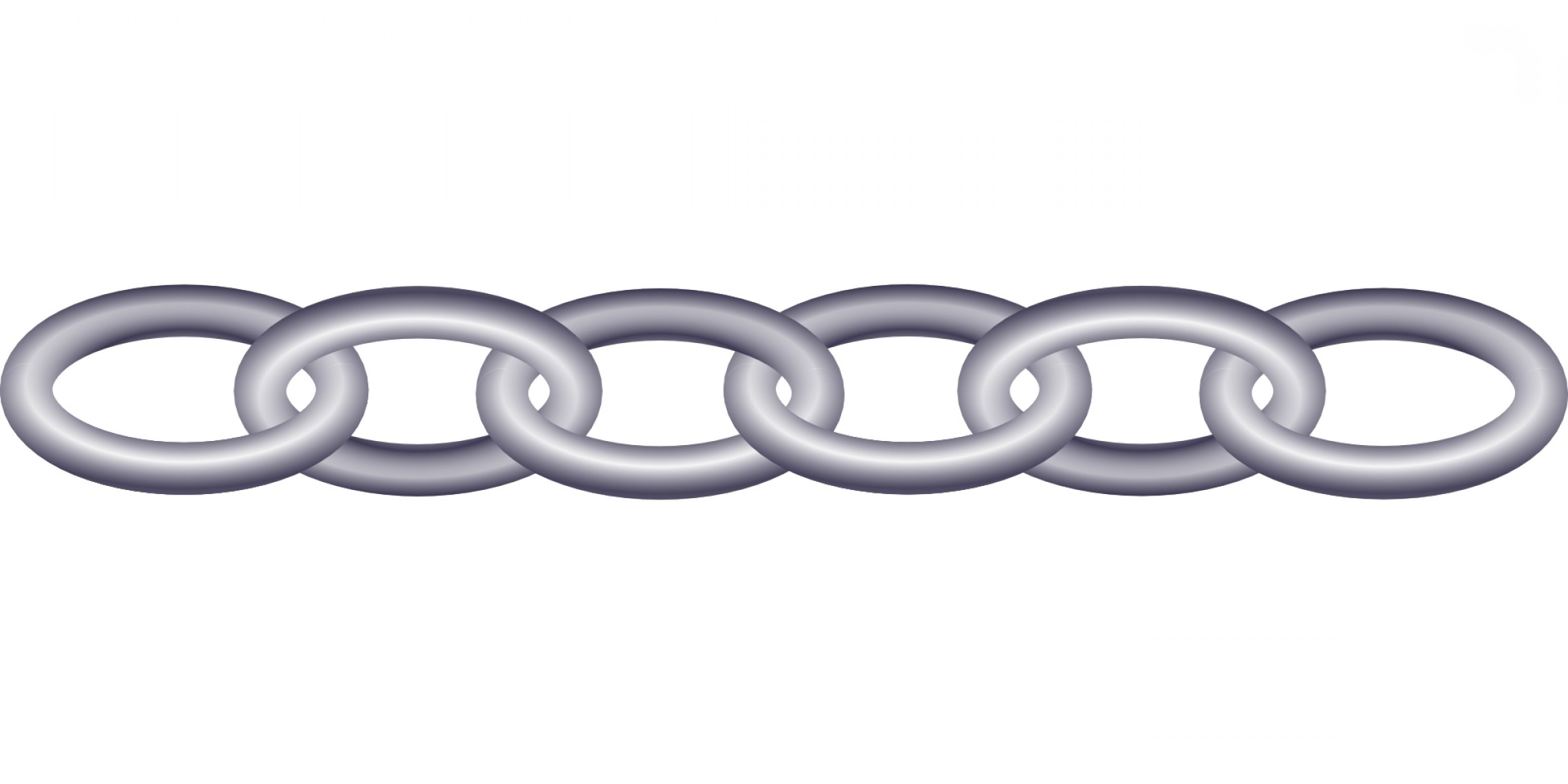 New gallery digital collection. Chain clipart border