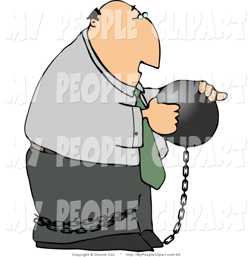 Hostage panda free images. Chain clipart chained