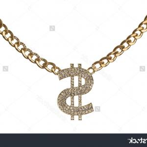 Chain clipart clear background. Gold money with transparent