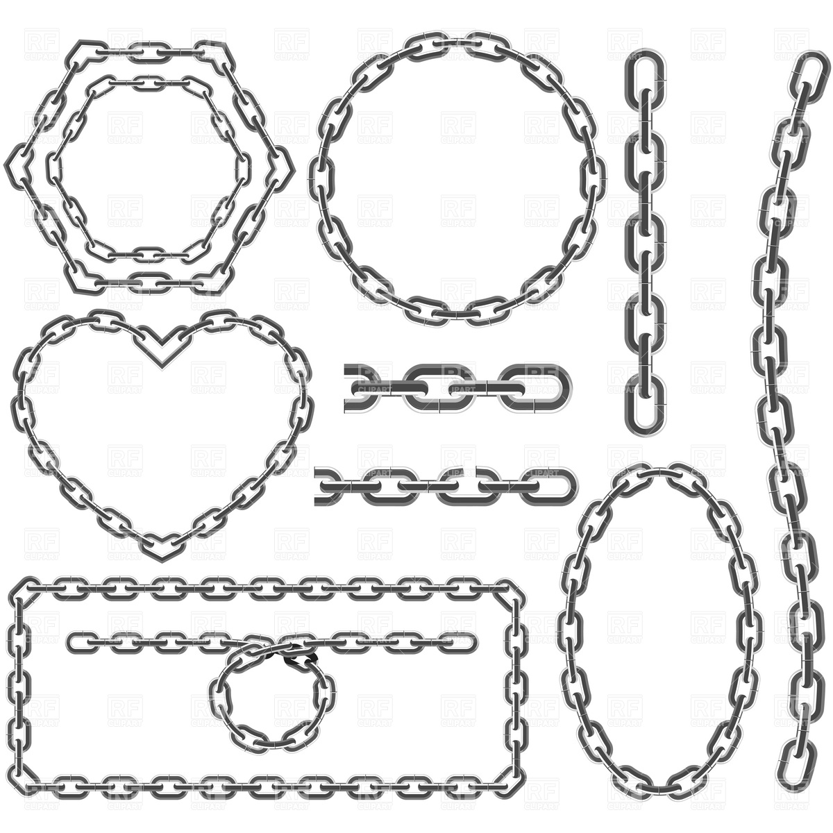 Chain clipart drawing. At getdrawings com free