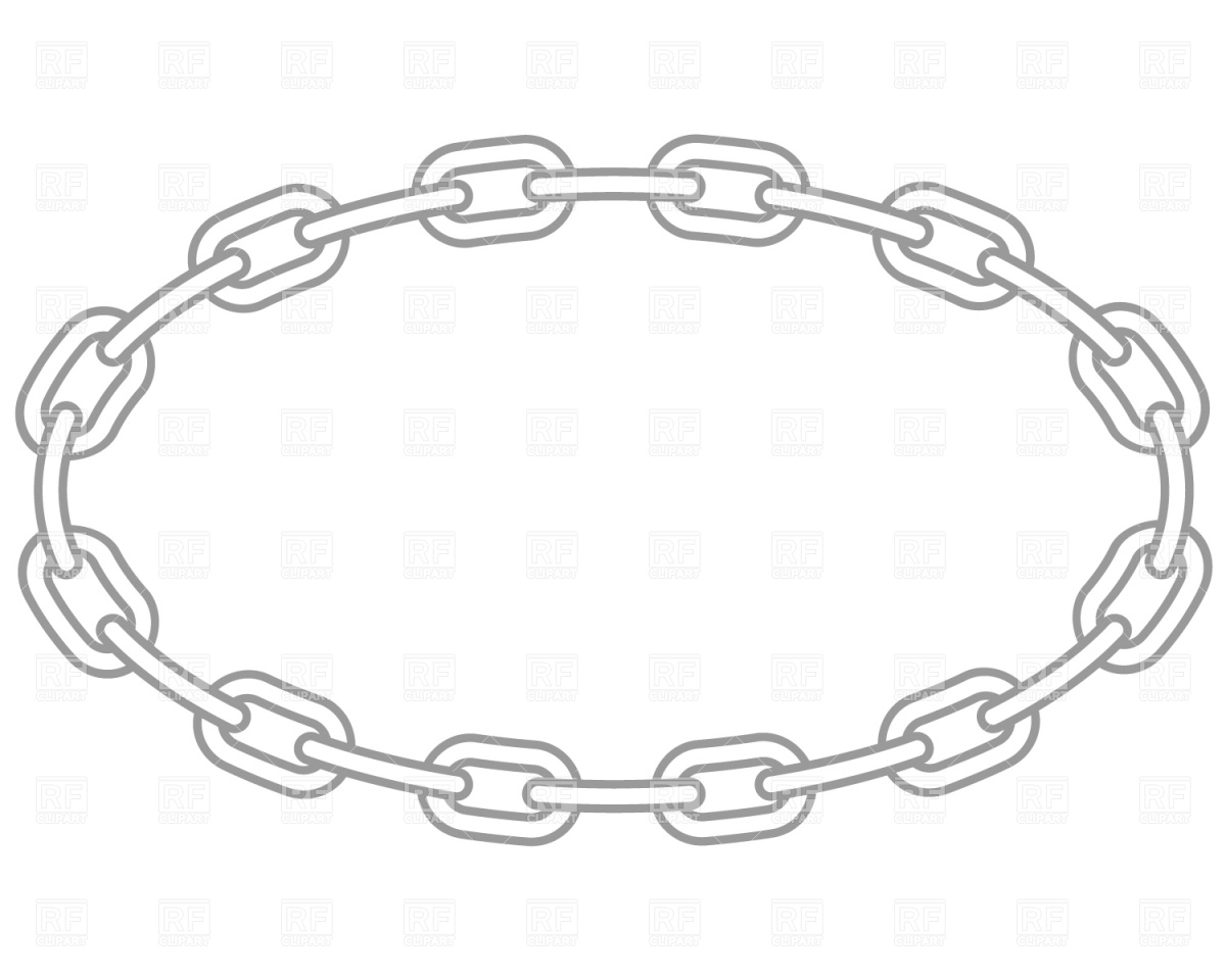 Links at getdrawings com. Chain clipart drawing