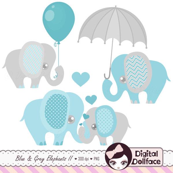 Chain clipart elephant. Baby boy cute clip