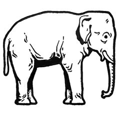 Chain clipart elephant. Free page of public
