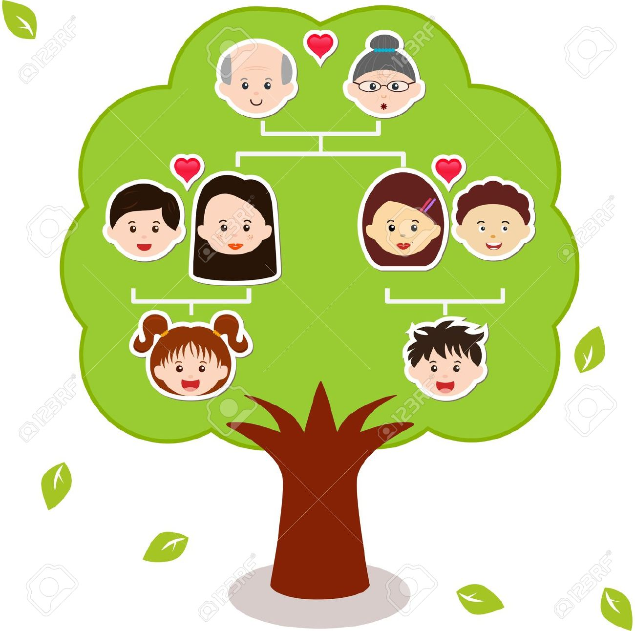 Chain clipart family. Cliparts free download clip