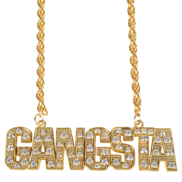 Chain clipart gangster. Gold station