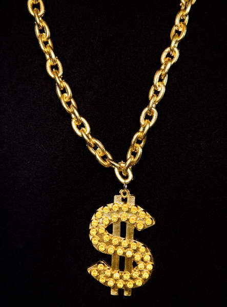 Gold station . Chain clipart gangster