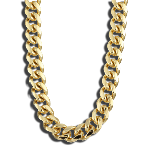 Gold png transparent mine. Chain clipart gangster