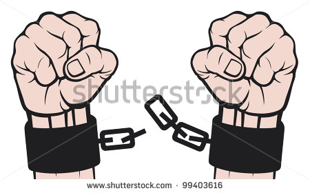 Chain clipart hand.  collection of hands