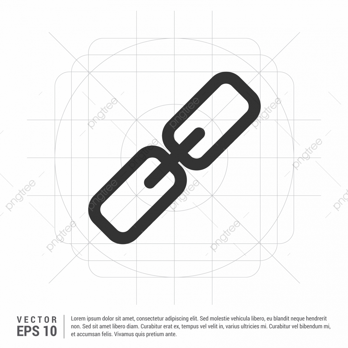 Chain clipart linked. Link icon png and