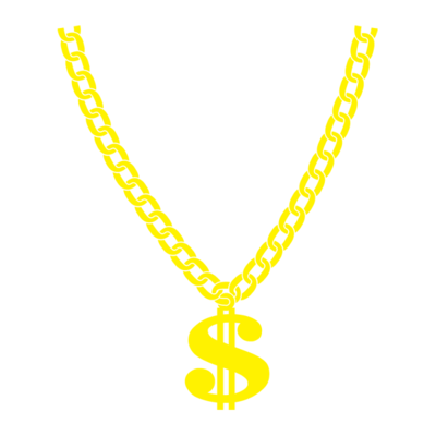 Chain clipart money. Free gold cliparts download