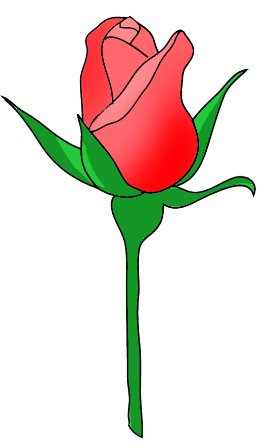 Clipart roses beauty and the beast. Flower image gallery useful