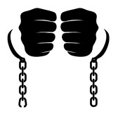 Free slave cliparts download. Chain clipart slavery