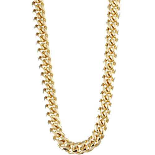Chain clipart thug. Life gold transparent png