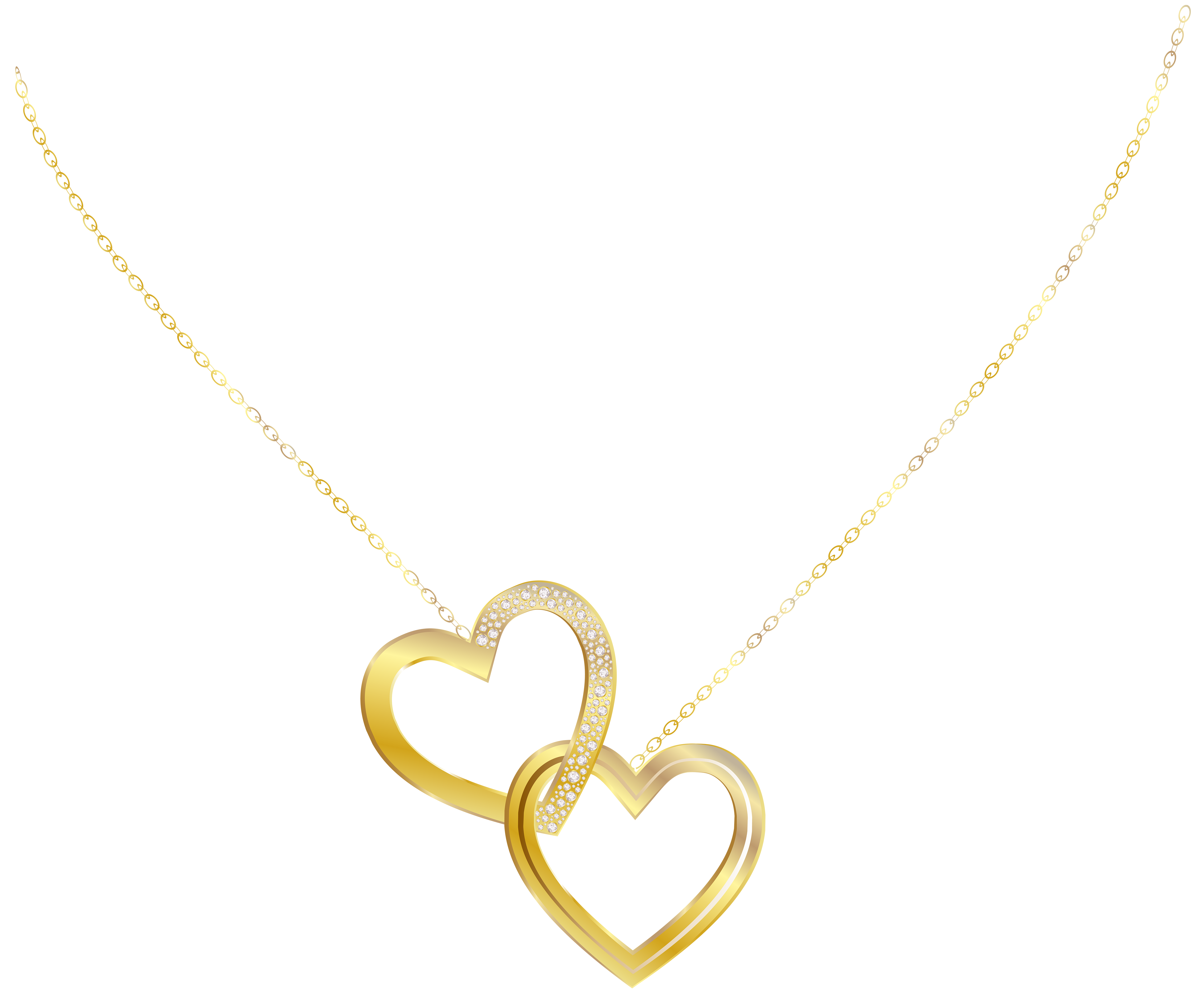 Download necklace free png. Chain clipart transparent background