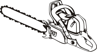 Free cliparts download clip. Chainsaw clipart
