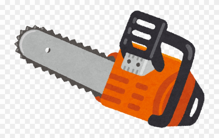 Chainsaw clipart. Png