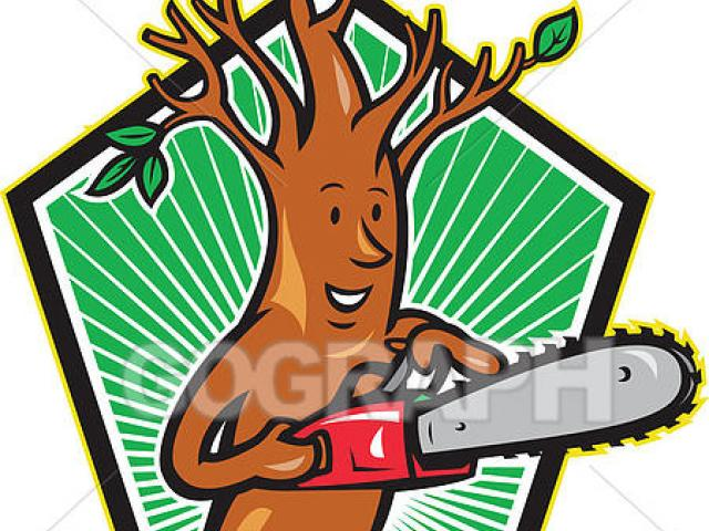 Chainsaw clipart clear cutting. Free download clip art