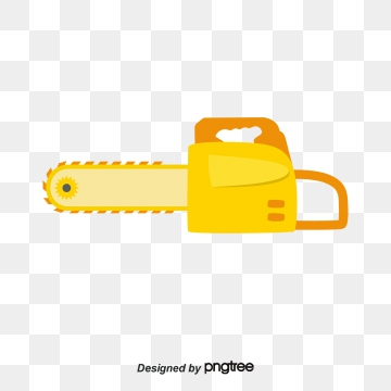Chainsaw clipart hard labor. Png vector psd and